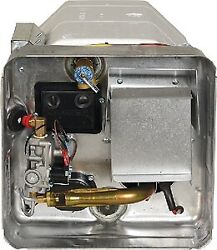 Combo Gas And Electric Water Heater- Direct Spark Ignition. 12 Gal