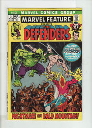 Marvel Feature 2 Vf+