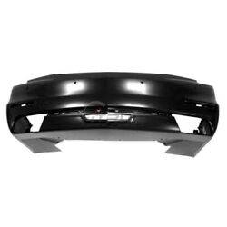New Rear Bumper Cover Made Of Pp Plastic For 2014-2015 Cadillac Cts Gm1100934