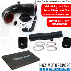 Forge Turbo Elbow Inlet + Intake Hard Pipe Filter Kit Audi Rs3 8v 400ps Fl/ttrs