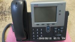 Lot Of 40 Cisco Cp-7942g 7942 Unified Voip Ip Office Phone