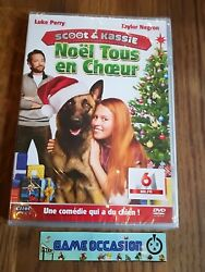 Scoot And Kassie Christmas All In Chord Dvd Vf