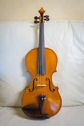1983 Hand Made Violin. Plays And Sounds Beautiful.andnbsp