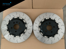Audi Rs6 C6 Floating 390mm Front + 355mm Rear 2 Piece Brake Disc Upgrade Brembo