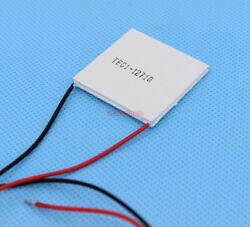 High Delta Tmax Tec1-12710 Thermoelectric Cooler Peltier Cooling 40x40mm 10a