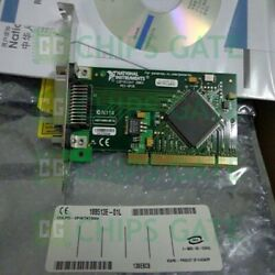 1pcs Used National Instruments Ni Pci-gpib In Good Condition Tested Fast Ship