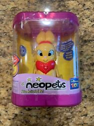 NEOPETS 2003 Usul - Voice Activated Interactive Electronic Toy Pet VERY RARE NEW