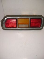 1974 75 76 77 78 Ford Mustang Left Hand Side Tail Light
