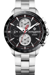 New Baume Mercier Limited Edition Clifton Club Indian Chief Auto Chrono 10403