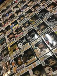 Funko Pop Figures New In Box You Pick Discount Price Flat Ship ◼read◼