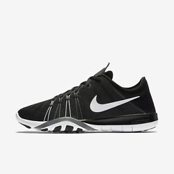 Nike Womens Free Tr 6 Running Training Shoes Sneakers Black 833413 001 Size 8