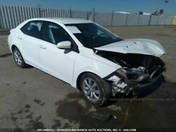 Driver Rear Side Door Sedan Electric Windows Fits 14-18 COROLLA 1777886