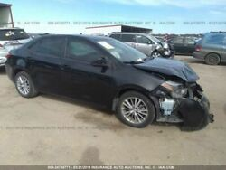 Driver Rear Side Door Sedan Electric Windows Fits 14-18 COROLLA 1776762