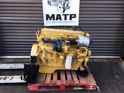 2001 Caterpillar 3126 Diesel Engine 7.2L 70-Pin CKM-Serial AR# 199-8859 250-HP