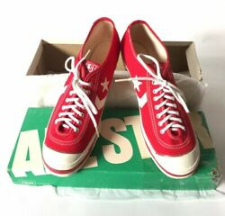 Vtg Converse Chunk Taylor Men's Oxford All Star Track Athletic Canvas Size 7 USA
