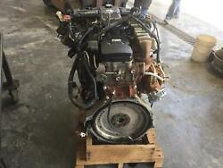 2015 DODGE 2500 PICKUP CUMMINS Engine 6.7L diesel VIN L 8th digit 13 14 15 16