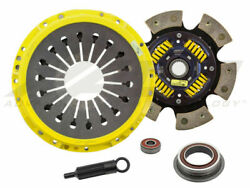 Act Hd Race Sprung 6 Pad Clutch For 87-92 Toyota Supra Turbo - Ts2-hdg6