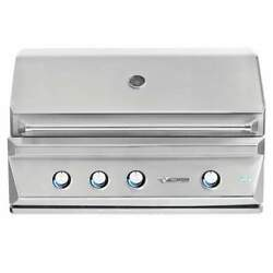 Twin Eagles 42-In 3-Burner Built-In NG Grill Sear Zone & Infrared Rotisserie