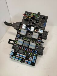 Ford F-150 Truck Integrated Junction Relay Fuse Box Assembly 7l3t-14a067-fa