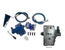 Single Hydraulic Valve Remote Kit Ford 5000, 5600, 6600, 7000, 7600 Tractor