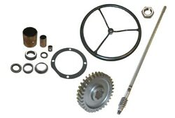 Steering Shaft Rebuild / Repair Kit Ih Farmall H Super H 300 Tractor