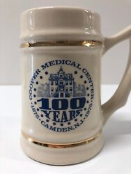 Cooper Medical Center 1875-1975 100 Years Collectible Stein/mug