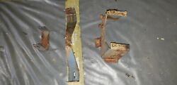 1967 Plymouth Barracuda Oem Console Automatic Brackets 67 Floor Shift Automatic