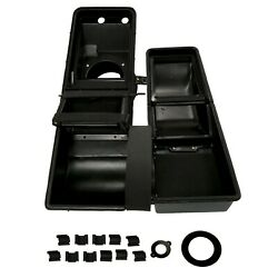 1967 1968 Mustang Heater Box W/ Gasket Kit And Clips Dyancorn - M3517