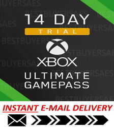 XBOX LIVE 14 Day GOLD ULTIMATE 14 DAY GAME PASS 2 WEEKS Instant Dispatch