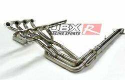 Obx Header For 65-74 Corvette Big Block 396-502 W/ Side Pipes Stainless Steel