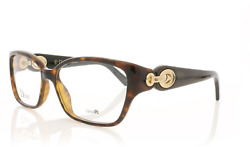 New DIOR Readers Eyeglasses CD 3267 EWF Tortoise & Gold Frames w/ Reading Lenses
