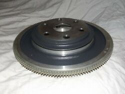 New Lycoming Starter Ring Gear Flywheel Assy Lw18506 Reverse Rotation Lo360-a1h6