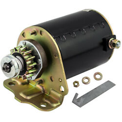 Starter For Briggs And Stratton 14.5 16 16.5 17 17.5 18 18.5 14 Teeth 593934 5777