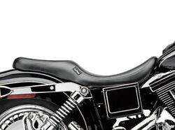 Lepera Silhouette Seat Smooth 2-up Lf-843 Harley Dyna Fxdwg Wide Glide 2004-2005