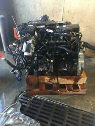 2017 DODGE RAM 2500 CUMMINS PICKUP Engine 6.7L diesel VIN L 8th digit 13 - 17
