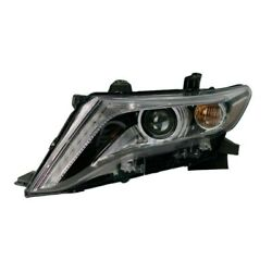 NEW LEFT HEADLIGHT ASSEMBLY HID BULBS FOR 2013-2016 TOYOTA VENZA TO2502227