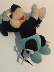 Vtg 1984 Disney Land Baby Mickey Mouse In Underwear Collectible