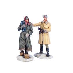 First Legion Russtal053 Russian Soldier With Ppsh41 Guarding German Pow