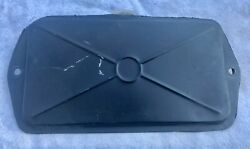 1969-74 Ferrari 206 246 Gt Gts Battery Cover With Seal Dino Tray 71 72 73