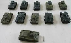 Battlefront FoW WWII Soviet 15mm Loose Mini T-34 Tanks #7 NM