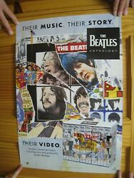 The Beatles Poster Anthology Their Music Their Story Their Video George Harrison