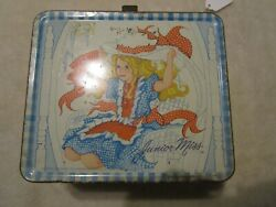 1978 Junior Miss Lunchbox And Thermos