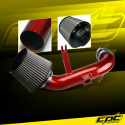 For 11-13 Mitsubishi Outlander Sport 2.0l Red Cold Air Intake + Blue Cover