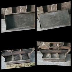 Antique Vintage Folk Art Mechanical Mold Shop Made Very Intresting Collectible