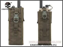 EMERSON Tactical Radio Pouch Foliage Green