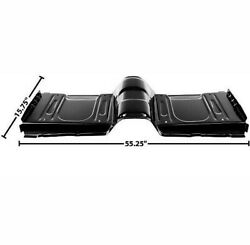 6970 Mustang Fastback Seat Platform 1 Piece Hd Design Low Profile Coupe 3647yj