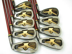 MARUMAN  MAJESTY PRESTIGIO 9 IX IRON FULL SET #5678910PASW 9pcs