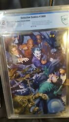Detective Comics 1000 Mike Mayhew Ultimate Edition Plus Extra's