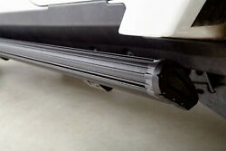 Amp Running Board Powerstep Xtreme Amp Research Fits 07-17 Jeep Wrangler