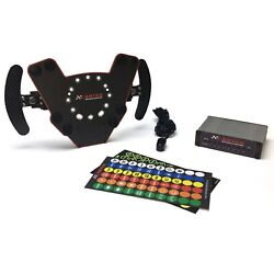 Cartek Wireless Steering Wheel Push Button Control System With Paddle Shift